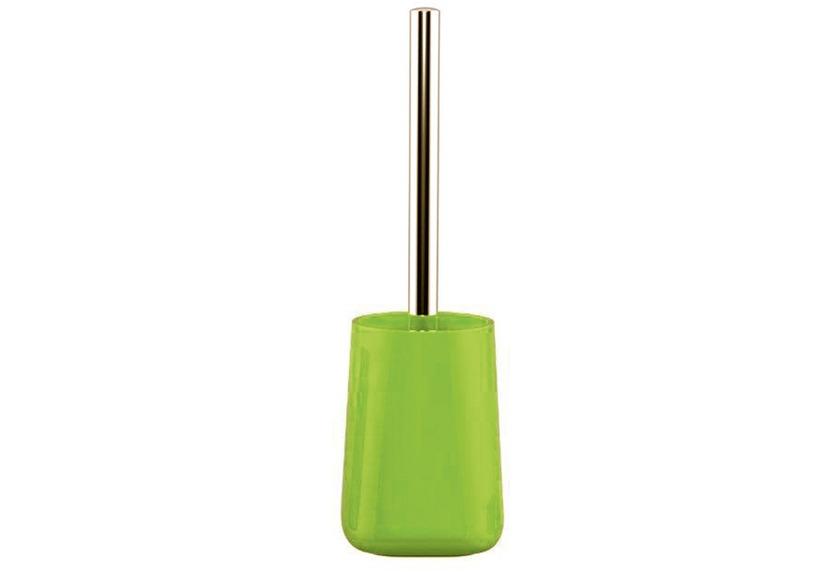 Kleine Wolke WC-Bürstengarnitur Trixy, Apfelgrün 36 x 10,5 cm