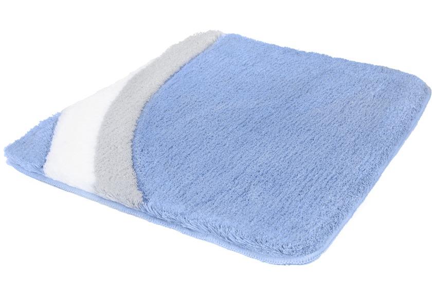 kleine wolke badteppich cadiz azur badteppiche bei tepgo kaufen versandkostenfrei. Black Bedroom Furniture Sets. Home Design Ideas
