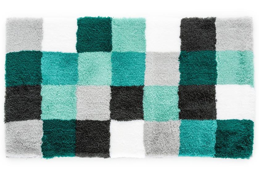 kleine wolke badteppich caro petrol ebay. Black Bedroom Furniture Sets. Home Design Ideas