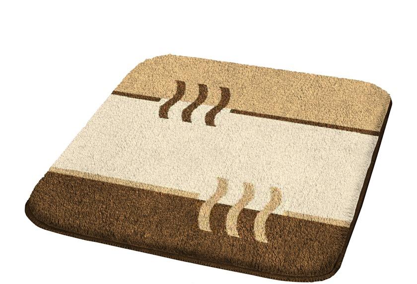 Kleine Wolke Badteppich, Fiesta, Bambusbeige