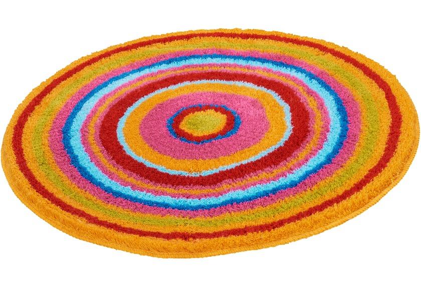 Kleine Wolke Badteppich MANDALA Multicolor