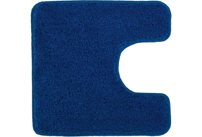 kleine wolke badteppich relax atlantikblau rutschhemmender. Black Bedroom Furniture Sets. Home Design Ideas