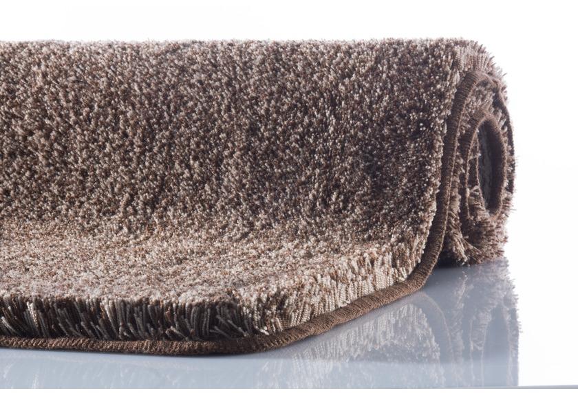 Kleine Wolke Badteppich Relax Mahagoni rutschhemmender Rücken Öko-Tex zertifiziert