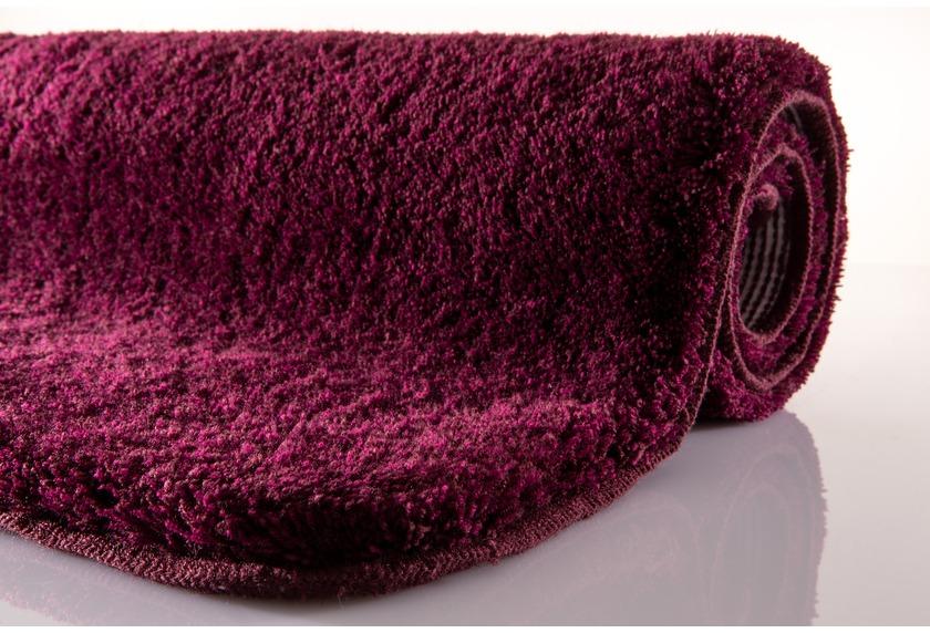 Kleine Wolke Badteppich Relax Purple