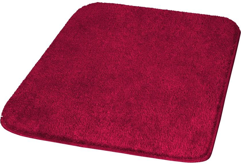 kleine wolke badteppich rumba weinrot badteppiche bei tepgo kaufen versandkostenfrei. Black Bedroom Furniture Sets. Home Design Ideas