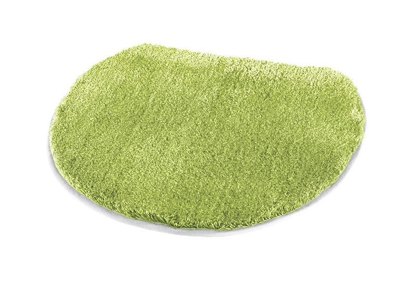 Kleine Wolke Badteppich Soft, Linde 47 x 50 cm Deckelbezug