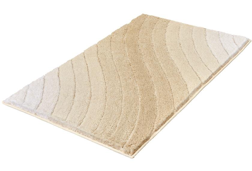 Kleine Wolke Badteppich Tender, Sandbeige