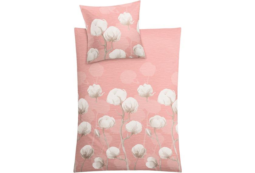 Kleine Wolke Bettwäsche Cotton rose