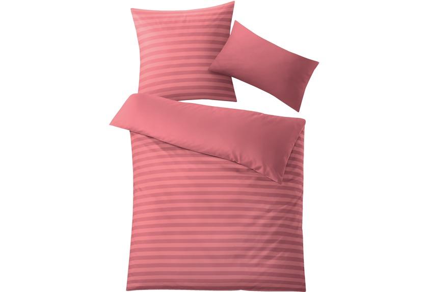 kleine wolke bettw sche daphnis rouge wohnaccessoires bei tepgo kaufen versandkostenfrei. Black Bedroom Furniture Sets. Home Design Ideas