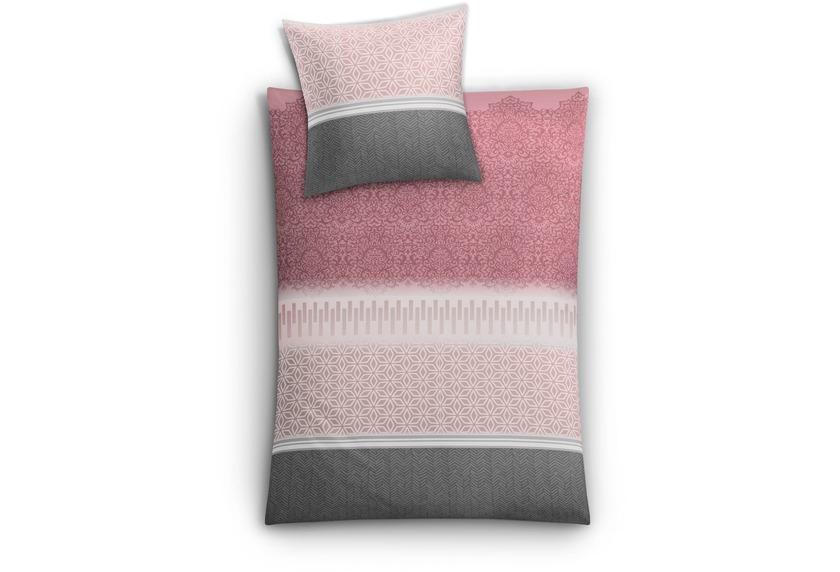 kleine wolke bettw sche estrella pastellrose wohnaccessoires bei tepgo kaufen versandkostenfrei. Black Bedroom Furniture Sets. Home Design Ideas