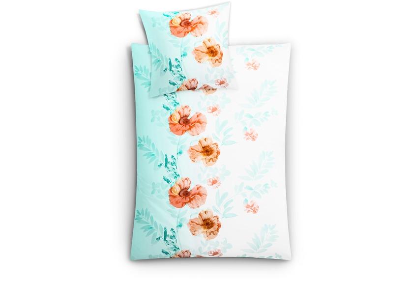 kleine wolke bettw sche eve lachs wohnaccessoires bei tepgo kaufen versandkostenfrei. Black Bedroom Furniture Sets. Home Design Ideas