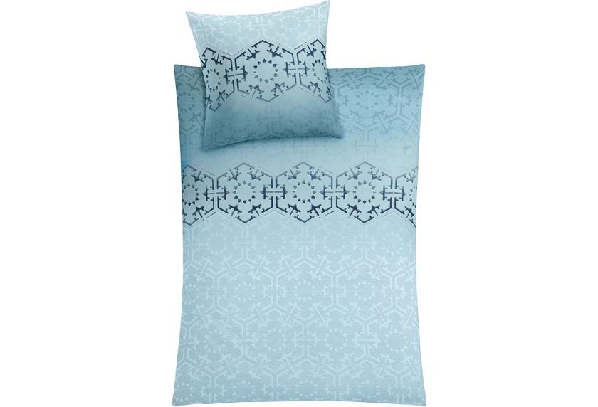 kleine wolke bettw sche flakes petrol wohnaccessoires bei tepgo kaufen versandkostenfrei. Black Bedroom Furniture Sets. Home Design Ideas