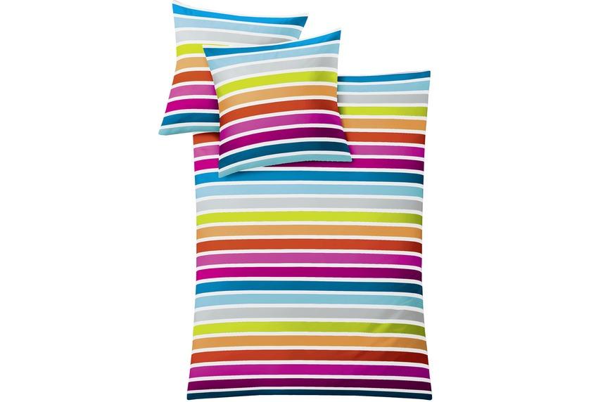 kleine wolke bettw sche rimini vielfarbig wohnaccessoires bei tepgo kaufen versandkostenfrei. Black Bedroom Furniture Sets. Home Design Ideas