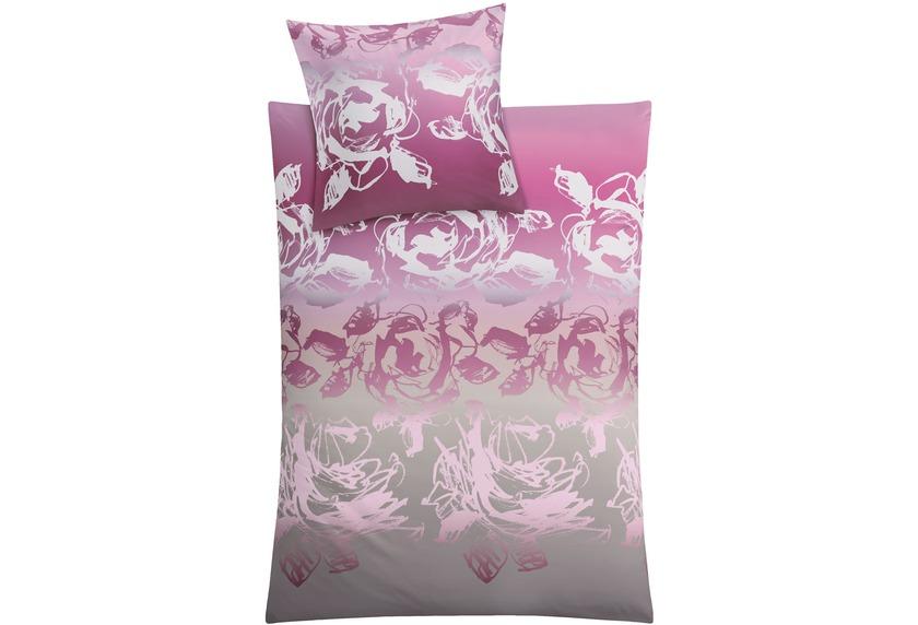 kleine wolke bettw sche savona hellrosa wohnaccessoires bei tepgo kaufen versandkostenfrei. Black Bedroom Furniture Sets. Home Design Ideas