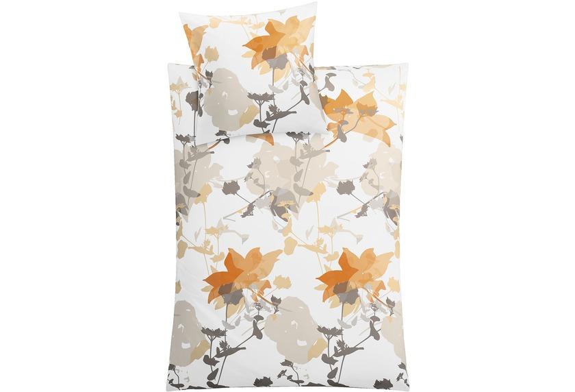 kleine wolke bettw sche solaris aprikose wohnaccessoires bei tepgo kaufen versandkostenfrei. Black Bedroom Furniture Sets. Home Design Ideas