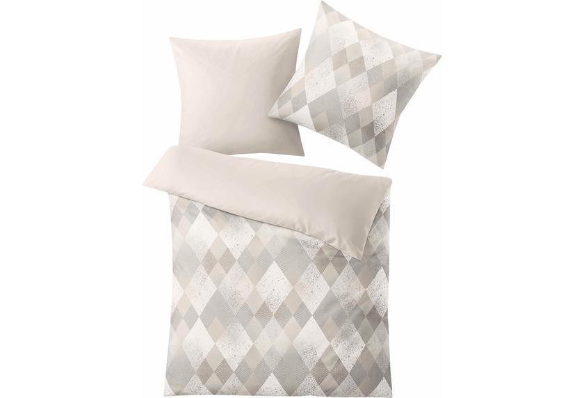 kleine wolke bettw sche spike taupe wohnaccessoires bei tepgo kaufen versandkostenfrei. Black Bedroom Furniture Sets. Home Design Ideas