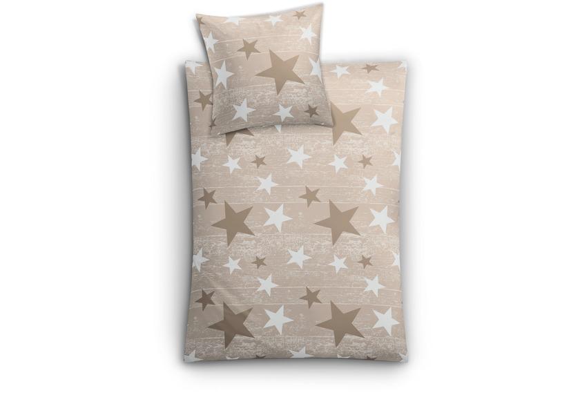 kleine wolke bettw sche stella taupe wohnaccessoires bei tepgo kaufen versandkostenfrei. Black Bedroom Furniture Sets. Home Design Ideas