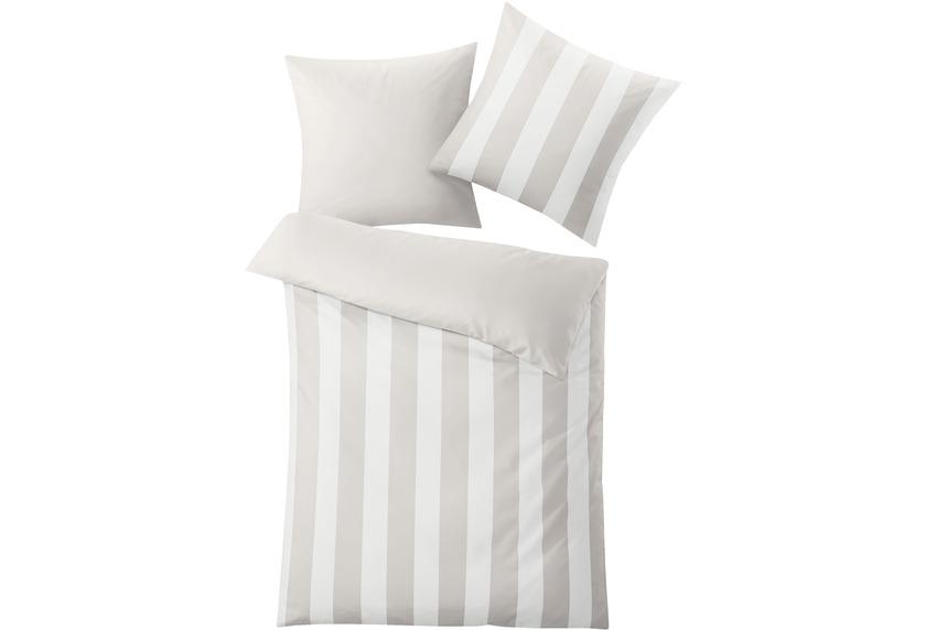 kleine wolke bettw sche trentino taupe wohnaccessoires. Black Bedroom Furniture Sets. Home Design Ideas