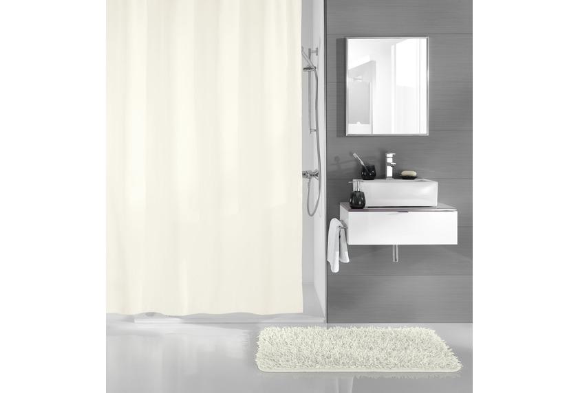 kleine wolke duschvorhang uno ecru 180 x 200 cm breite x h he badaccessoires duschvorhang bei. Black Bedroom Furniture Sets. Home Design Ideas