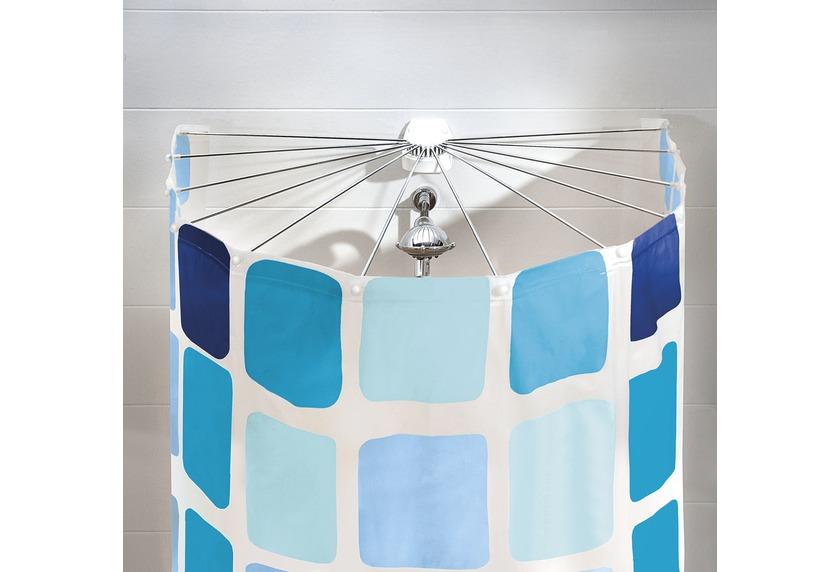Kleine Wolke DV-Kabine, Big Spider Weiss 94x 71 cm
