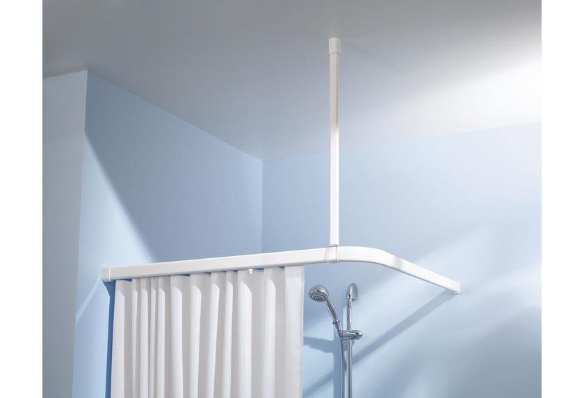 Kleine Wolke DV-Schiene Deckenhalter Weiss 60 cm