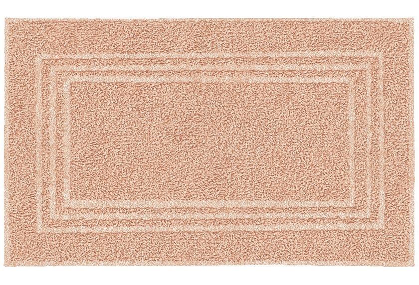 Kleine Wolke Frottiervorl. Lodge Salmon 50x 80 cm