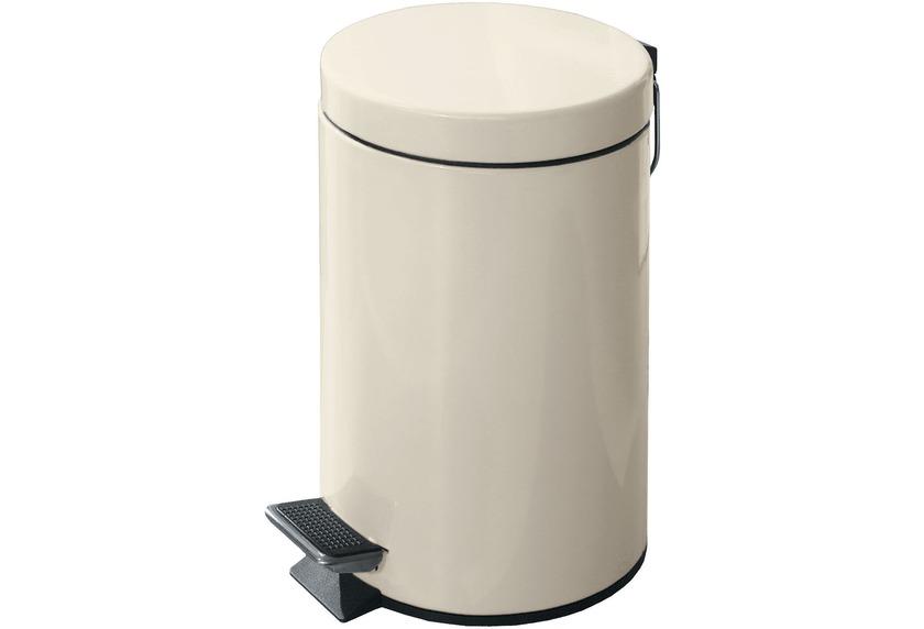 kleine wolke kosmetikeimer jump beige 3 liter badaccessoires kosmetikabfalleimer bei tepgo. Black Bedroom Furniture Sets. Home Design Ideas