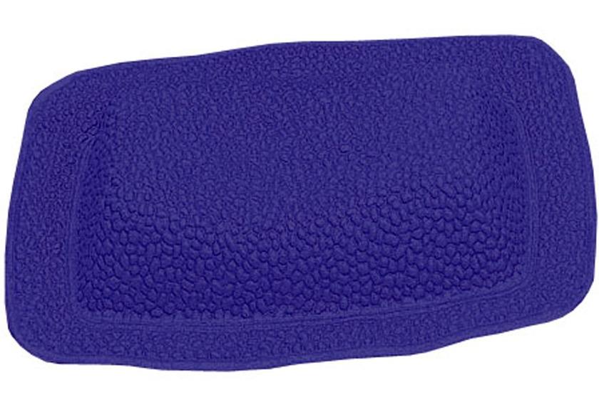 Kleine Wolke Nackenpolster Java-Plus, Royalblau 32x 22 cm
