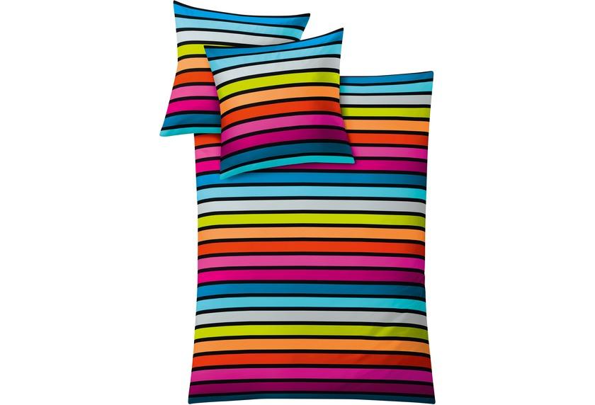 kleine wolke bettw sche rimini multicolor wohnaccessoires bei tepgo kaufen versandkostenfrei. Black Bedroom Furniture Sets. Home Design Ideas