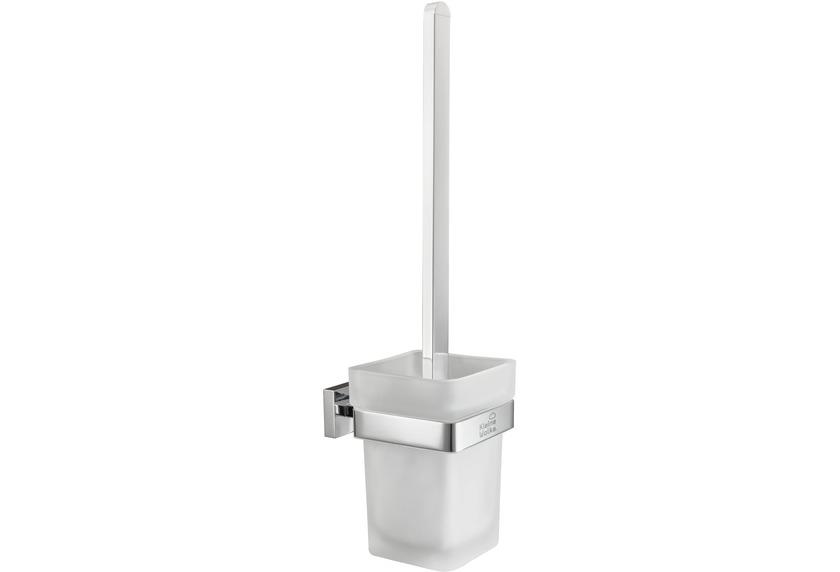 Kleine Wolke Wand-WC-Bürstenhalt. Meo Milky bis 5kg