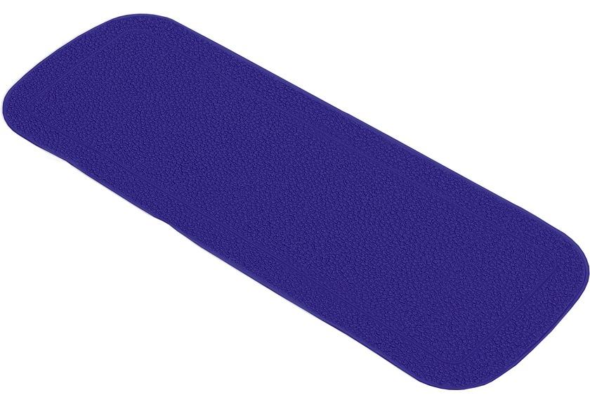 Kleine Wolke Wanneneinlage Java-Plus, Royalblau 36x 92 cm