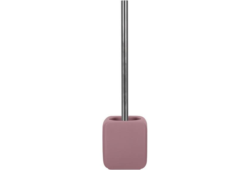 Kleine Wolke WC-Bürstenhalter Cubic, Beere 10,8x38x10,8