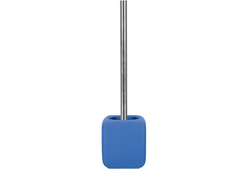 Kleine Wolke WC-Bürstenhalter Cubic, Königsblau 10,8x38,0