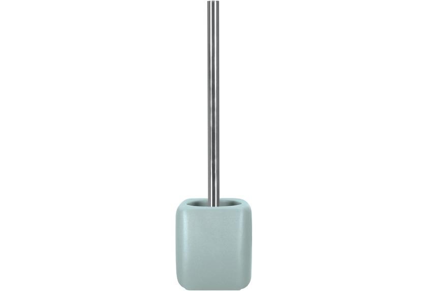 Kleine Wolke WC-Bürstenhalter Cubic, Opal 10,8x38x10,8