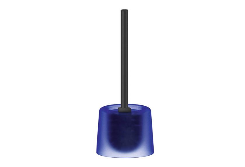 Kleine Wolke WC-Bürstenhalter Element, Blau 38 x 13,7 cm