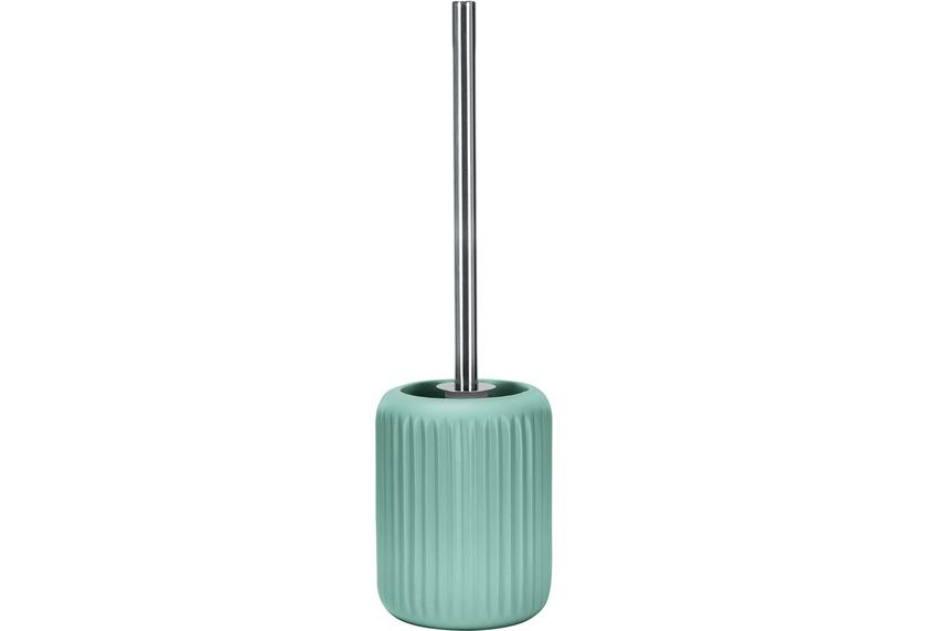 Kleine Wolke WC-Bürstenhalter Mallow, Salbeigrün 11,8x43,0