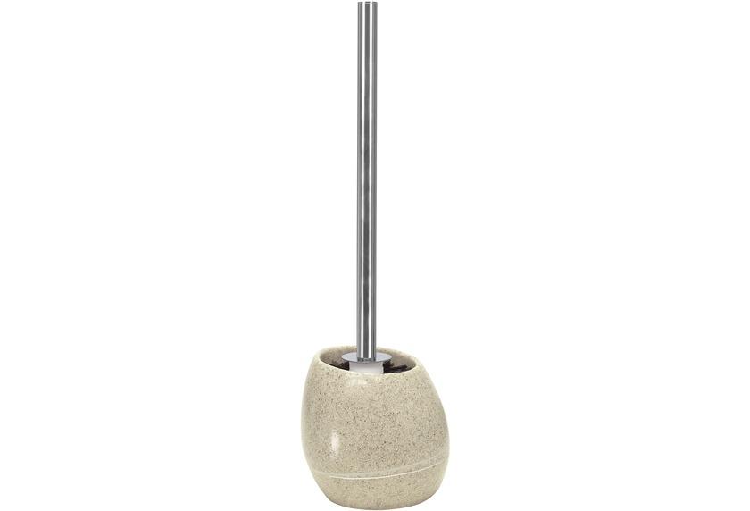 Kleine Wolke WC-Bürstenhalter Stones, Sandbeige 39 x 12,5 cm