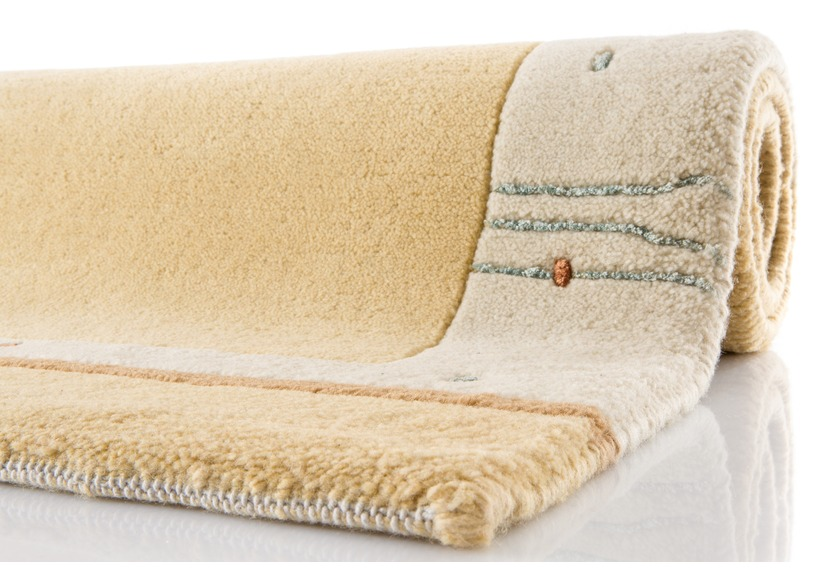 krishna nepal teppich 278 gold teppich nepalteppich bei tepgo kaufen versandkostenfrei. Black Bedroom Furniture Sets. Home Design Ideas
