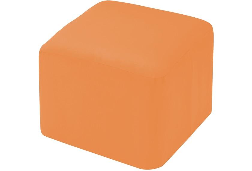 linke licardo m belhocker eckig alka light orange 50 50. Black Bedroom Furniture Sets. Home Design Ideas