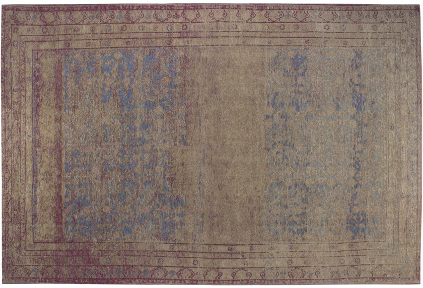 Luxor Living Vintage-Teppich Barock braun