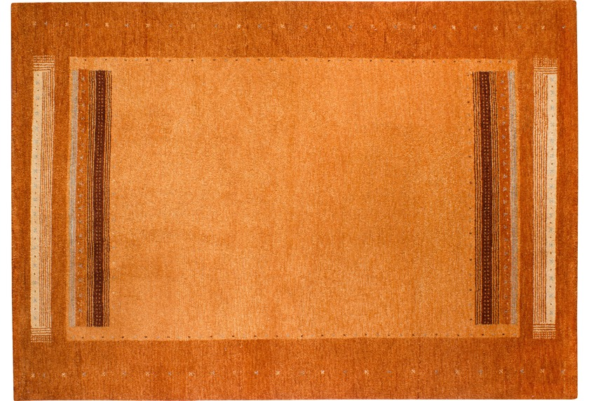 Luxor Living Gabbeh-Teppich Brossard terrakotta/orange