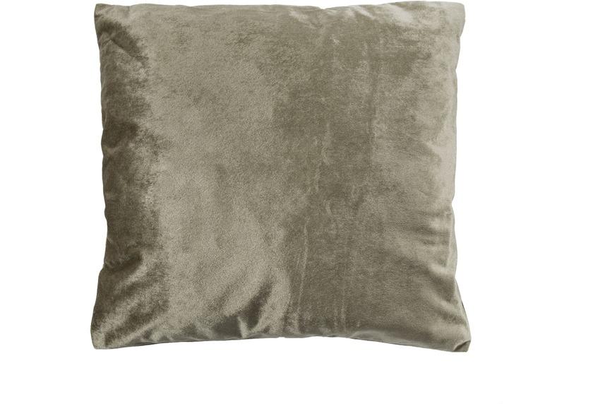 Luxor Living Kissen Elegance, khaki 45x45