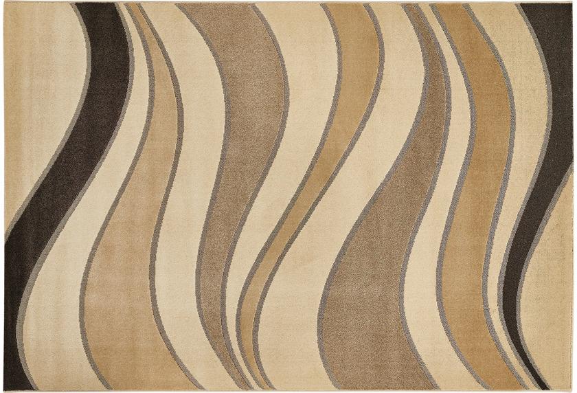 Luxor Living Teppich CASTELL beige-braun gemustert