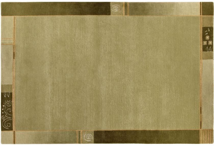 Luxor Living Teppich Dharan grün