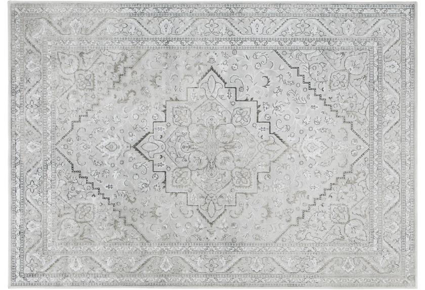 Luxor Living Teppich Famos silber