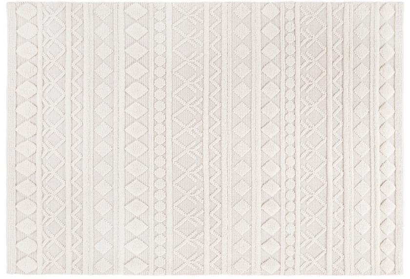 Luxor Living Teppich Hägga creme uni 70 x 140 cm
