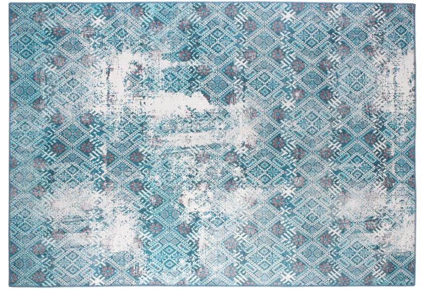 Luxor Living Teppich Inspiration, türkis
