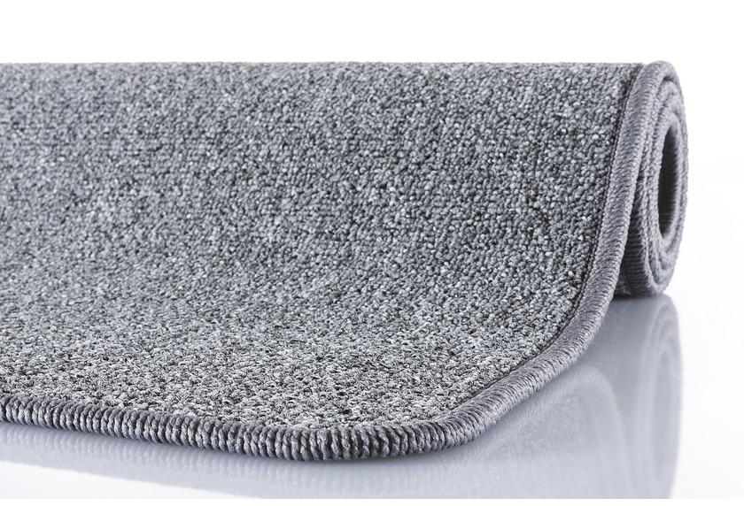 luxor living teppich luton grau teppich l ufer bei tepgo kaufen versandkostenfrei ab 40 eur. Black Bedroom Furniture Sets. Home Design Ideas