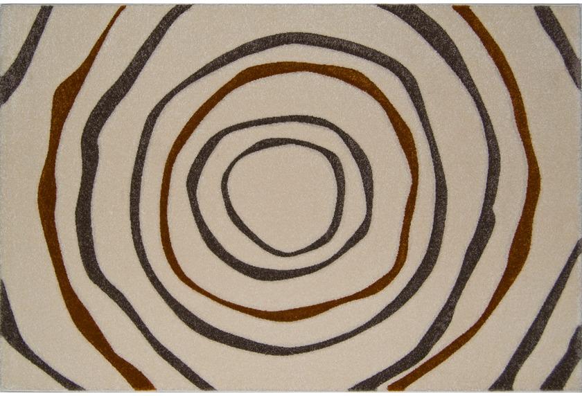Luxor Living Teppich Ventus Carving bone 10823