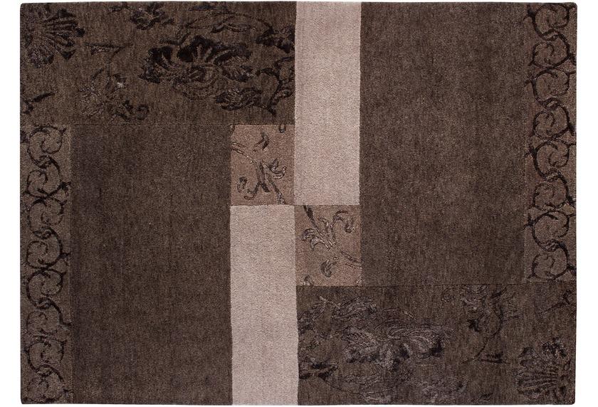 Luxor Living Nepal-Teppich Tingri Handgeknüpfter Nepal-Teppich aus 100% Schurwolle mit Seide